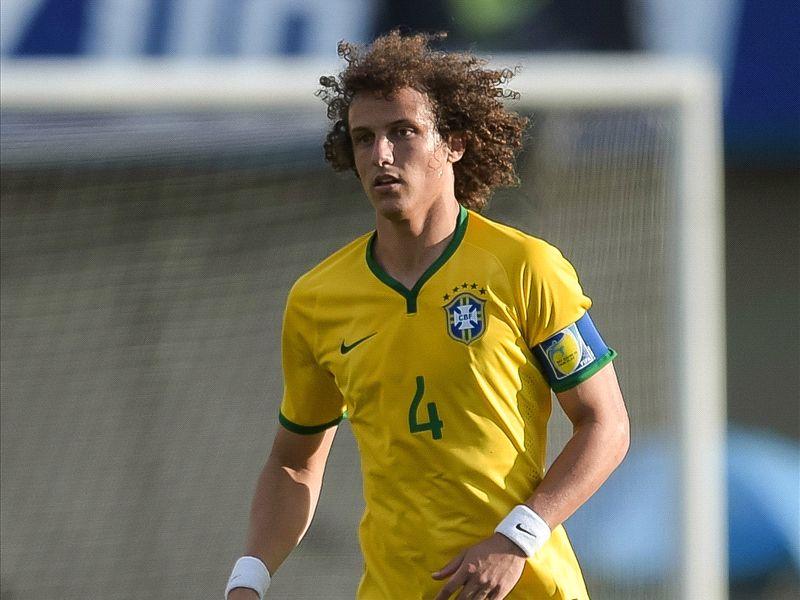 David Luiz reveals five-year deal with PSG