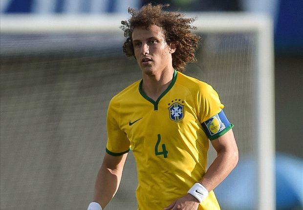 David Luiz reveals five-year PSG deal