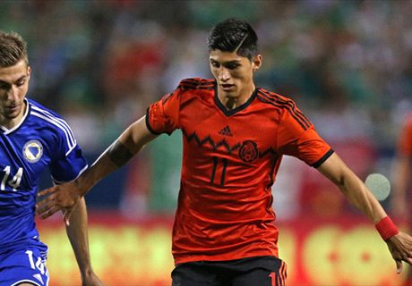 Pulido Loses Out On Transfer Gamble