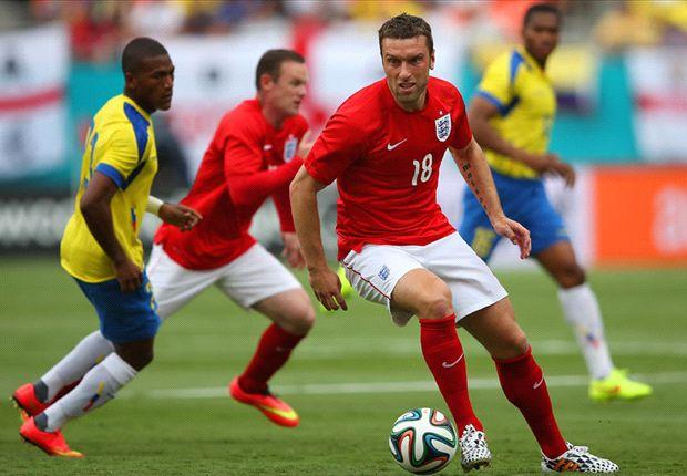 Ecuador e Inglaterra no se sacaron ventajas en la previa del Mundial