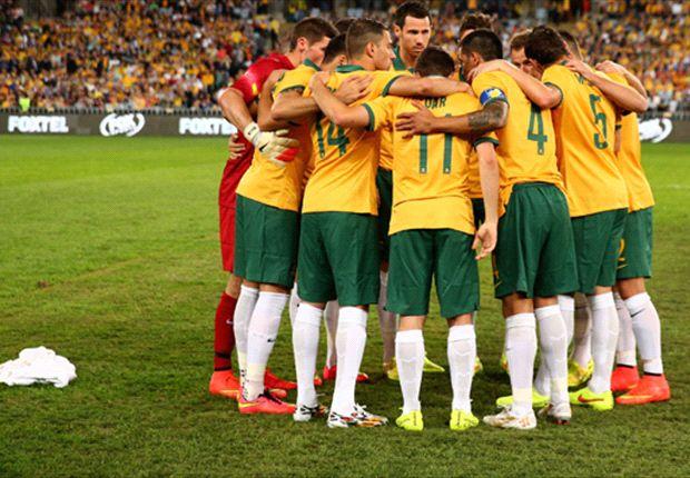 Australia, en un grupo difícil, espera dar la sorpresa.