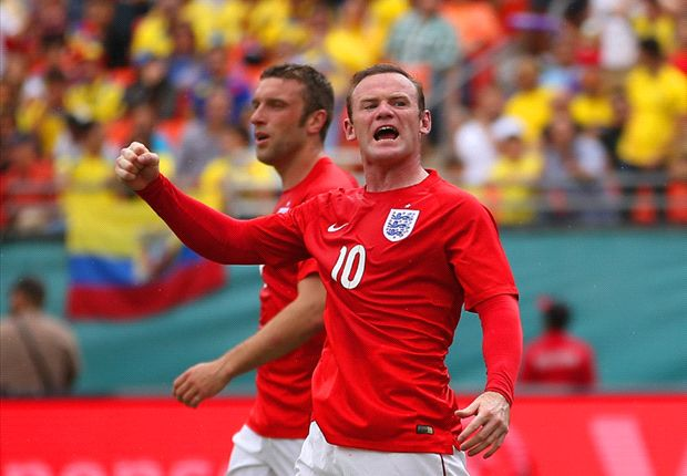 Rooney & Gerrard can lead England to World Cup glory, says Joe Cole