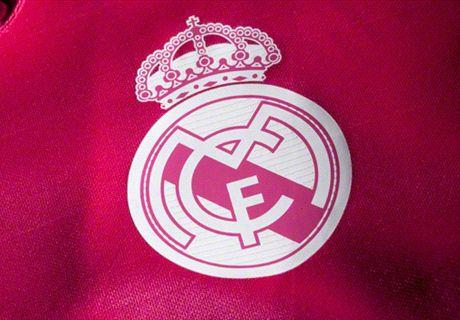 Real Madrid, via la croce dal logo del club