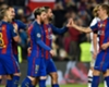 Barca break CL passing record