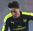 Ozil edging closer to Ronaldo & Messi