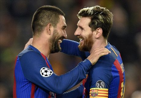 Three & Clear: Arda atones for El Clasico