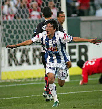 Edgar Benitez- Pachuca vs Atlas (Mexsport)