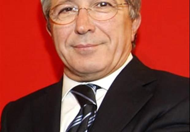 Enrique Cerezo, dirigente del Atlético