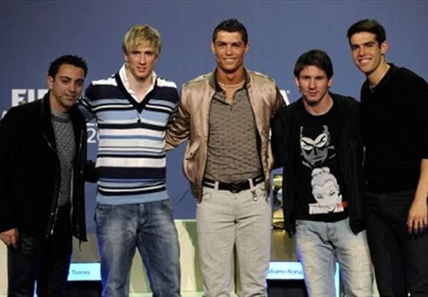 Spain Coach Del Bosque Voted For Cristiano Ronaldo; Casillas For Eto'o