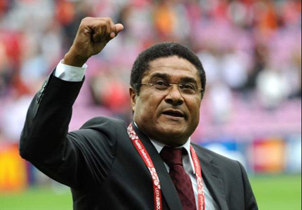 A panther, a pearl and a pioneer - Eusebio was the most complete forward of all time