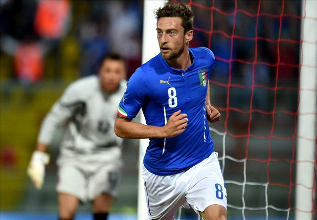 Italy ready for different England - Marchisio