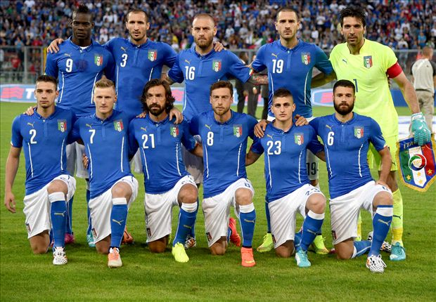 Italy players downgraded to second class for Brazil journey