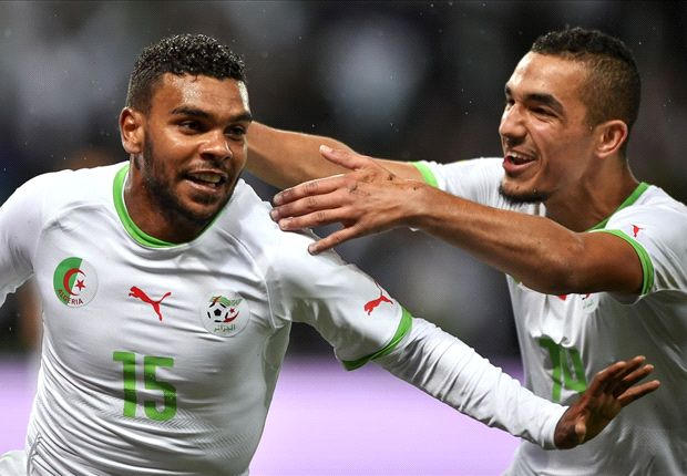 Algeria 2-1 Romania: Hosts head to Brazil with another victory