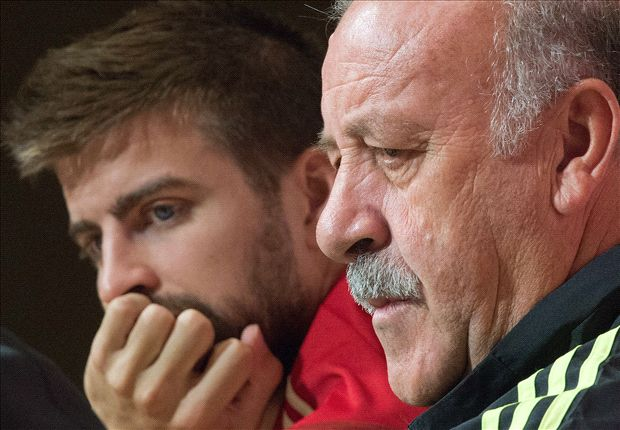 Torres, Mata and Pique dropped in new-look Spain squad