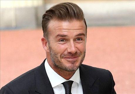 A Beckham Christmas single!?