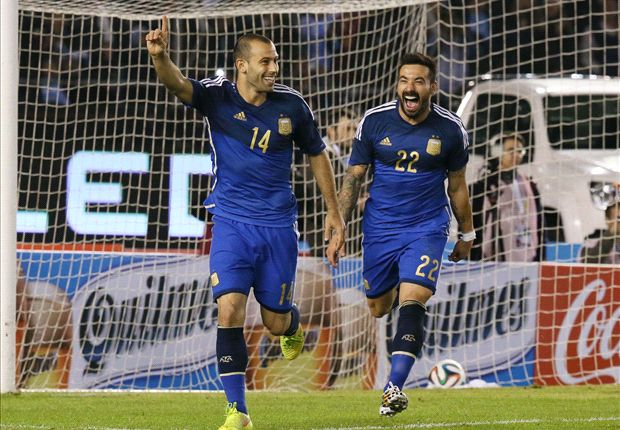 Argentina 3-0 Trinidad & Tobago: Comfortable win for Albiceleste