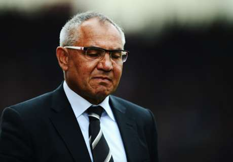 Struggling Fulham sack Magath
