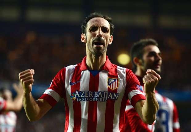 Juanfran ingin David Villa bertahan