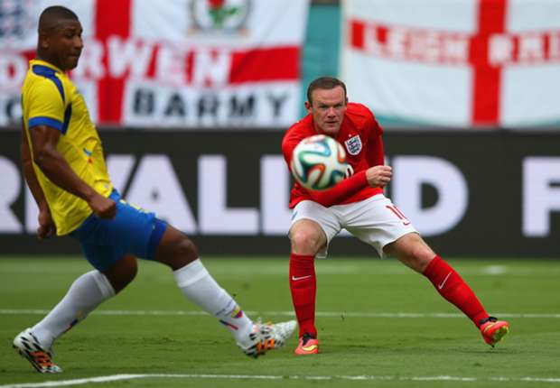 Rooney: I'm happy to play anywhere