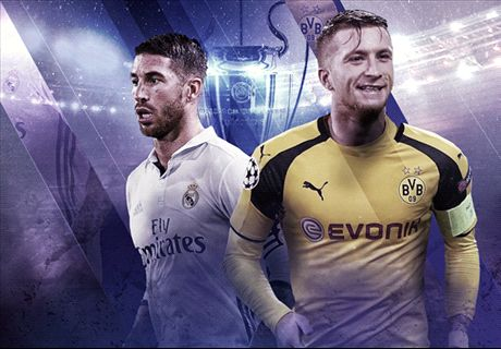 LIVE: Real Madrid vs. Dortmund