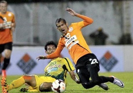 Indra staying with Felda United