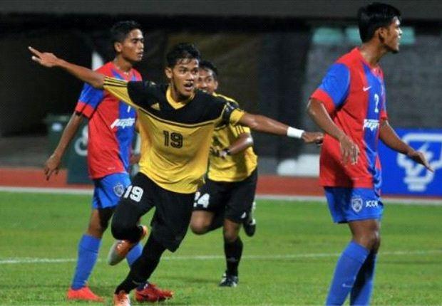 Perak capture 2014 SUKMA football gold medal