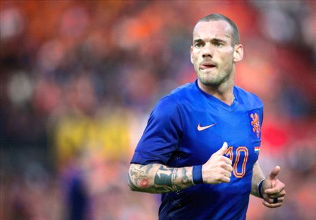 Inter mistreated me, claims Sneijder