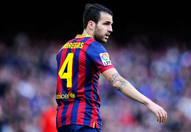 Mourinho: Chelsea in the race to sign Fabregas