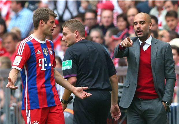 Muller seeks talks over Bayern Munich future