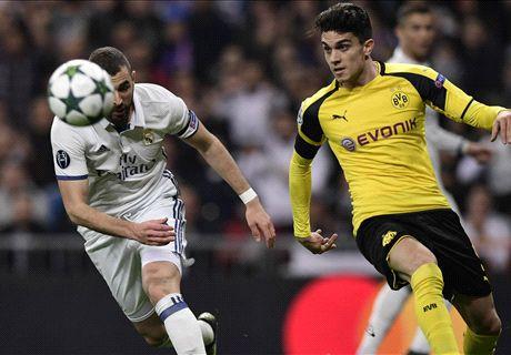 Dortmund wint groep na remise bij Real