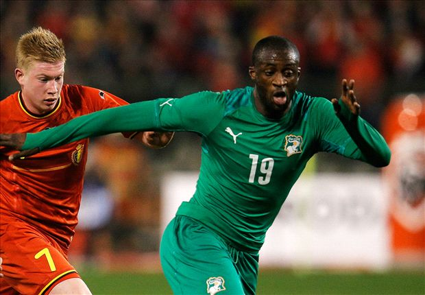 Yaya Toure a doubt for Cote d'Ivoire's World Cup opener