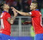 Cile-Perù 3-0: Anche Medel in goal