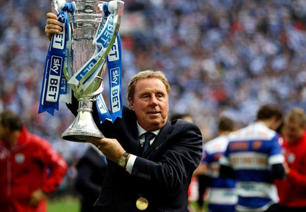 Redknapp: QPR will learn from past transfer mistakes