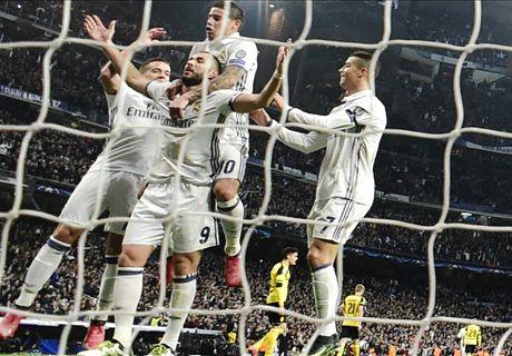 Madrid Umumkan Skuat Lawan Deportivo