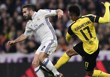 Dortmund Buat Madrid Finis Posisi Dua