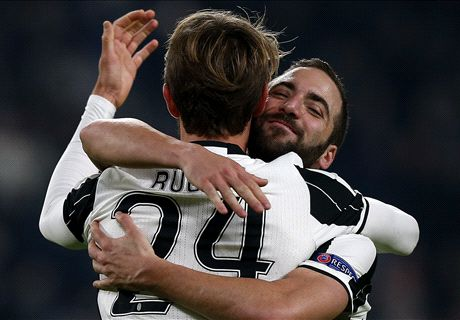 Juve's Higuain still has much to prove