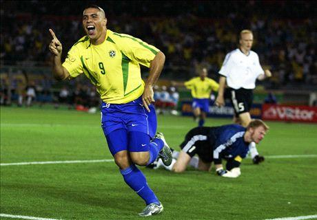 Video: Hamann & Mendieta hail Ronaldo