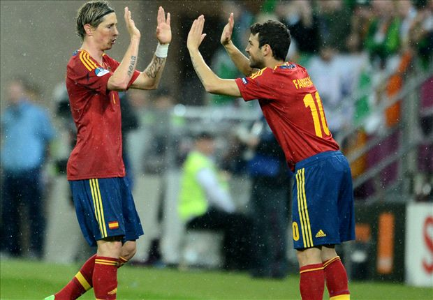 Torres would welcome Fabregas at Chelsea