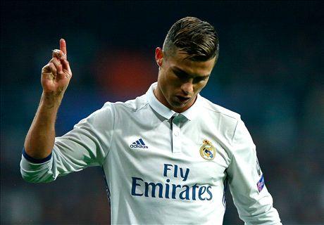 Schoten Ronaldo, Effectieve Arda - Alle stats CL