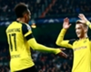 Tuchel thought Aubameyang had blown Dortmund's chance to equalise