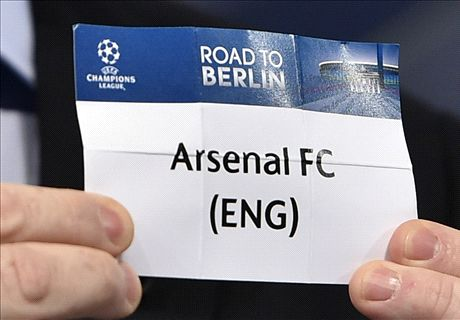 Who could face whom in CL last 16?