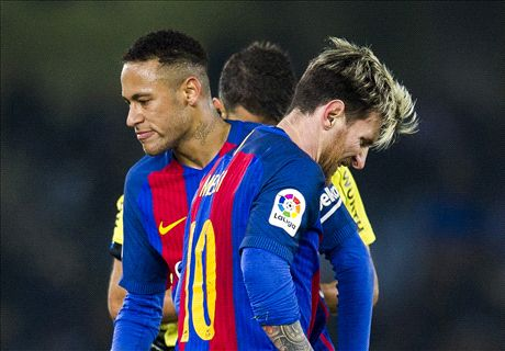 Neymar gives Ballon d'Or verdict