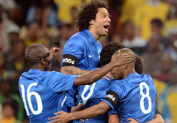 Brasil akan hadapi Serbia
