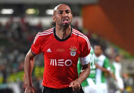 No Luisao talks with Juve, say Benfica