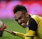 Aubameyang drops massive transfer hint