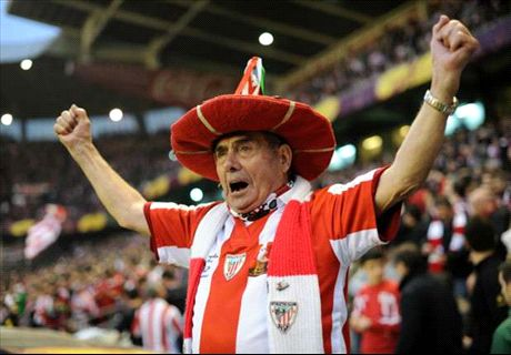 Athletic Club's eternal fan