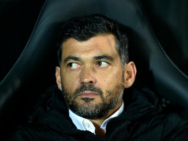 Nantes officialise le départ de Sergio Conceiçao pour Porto