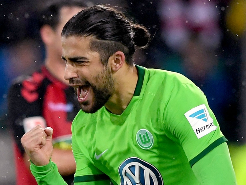 AC Milan confirm Rodriguez arrival from Wolfsburg