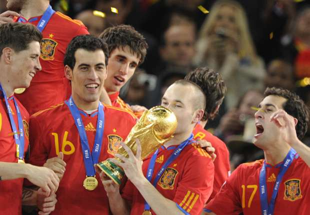 Spain to receive more than double Brazil and Germany bonuses for World Cup glory