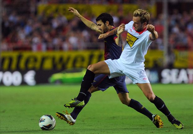 Barcelona 2.0: Cesc out, Rakitic in as Luis Enrique makes his mark